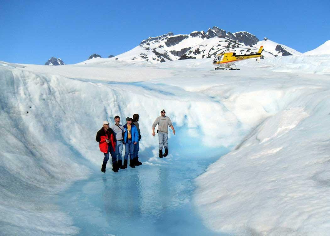 Taku Glacier Tour