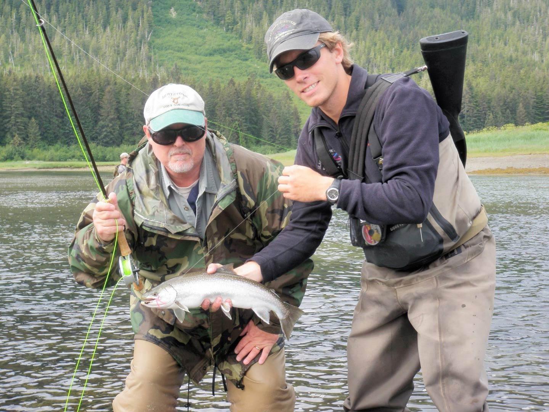 Juneau Fly Fishing